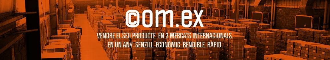 Su departamento de exportación: com.ex